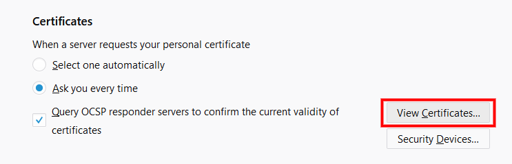 Configuring CA or Certificate Authority with pfSence