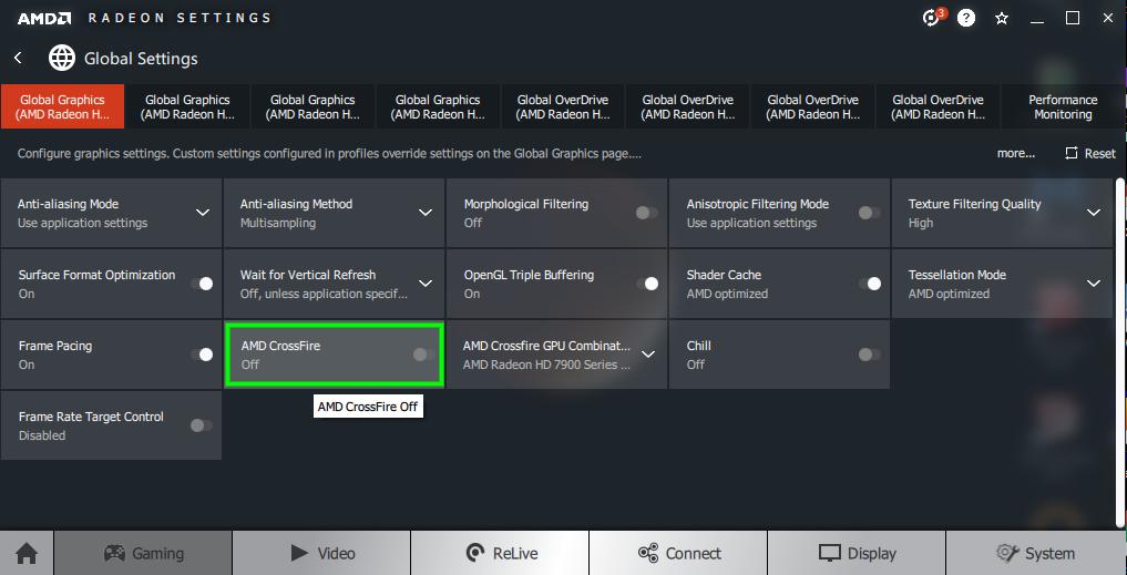 AMD Radeon 4 GPU problem after updating to 19.1.1