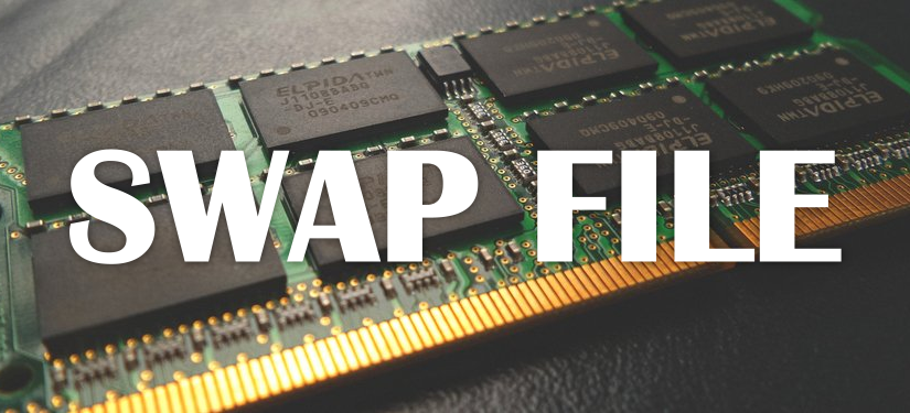 Flushing the swap file in Webmin without rebooting