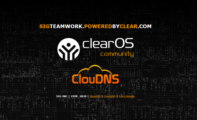 ClearOS ~ Test Bench!
